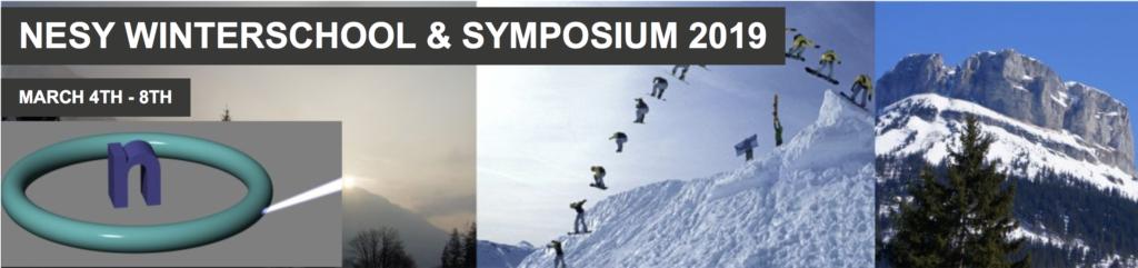 2ndCERIC Satellite Eventat NESY Winterschool 2019 @ Altaussee | Styria | Austria